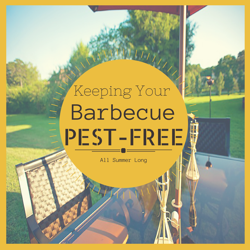 Don't Invite Pests to the Cookout!